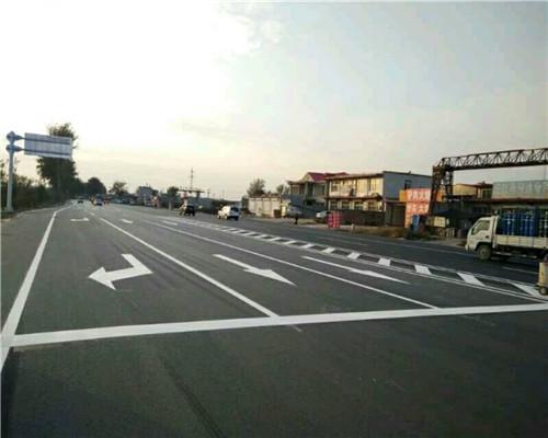 公路划标划线施工的时候对天气有要求吗