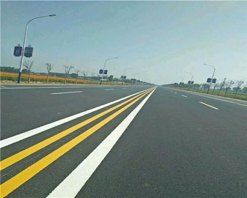 高速公路标线