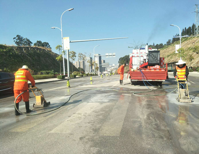 安宁道路水除线