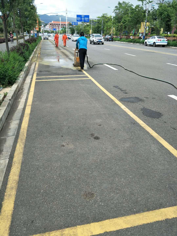 道路划线所使用的涂料性能有何要求