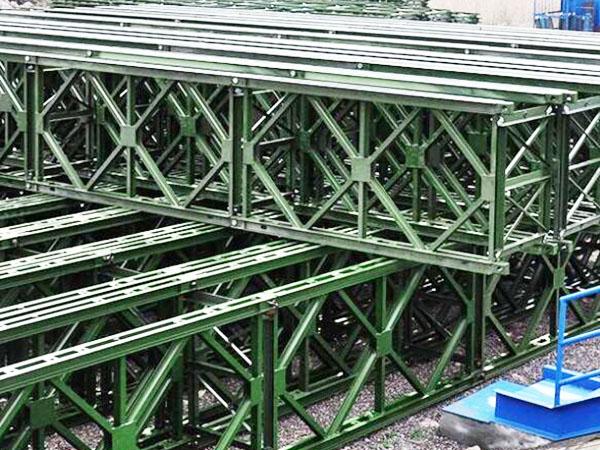 临时钢便桥