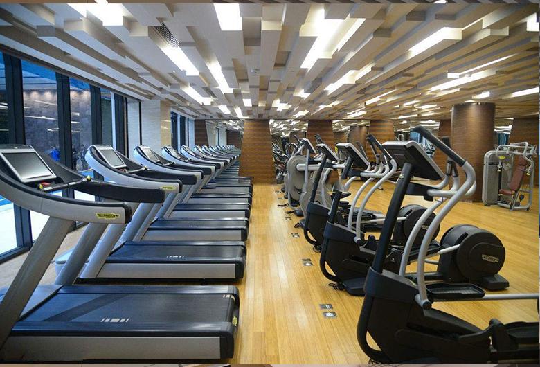 400平米健身房装修