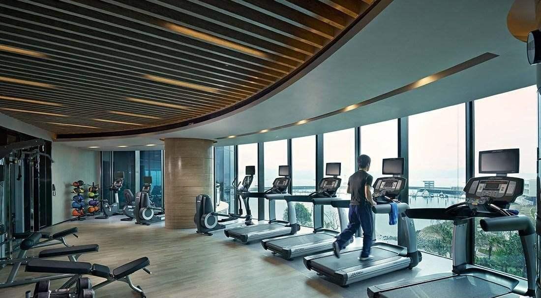 北京健身房装修常用的地板有哪些?