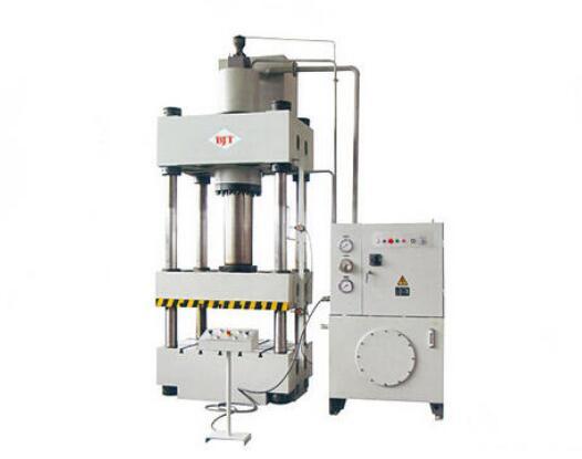 单柱液压机系统被污染原因是什么?