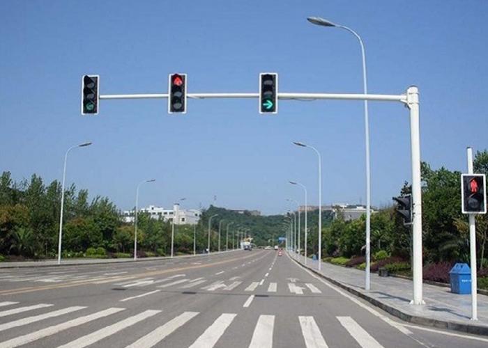通行信号灯