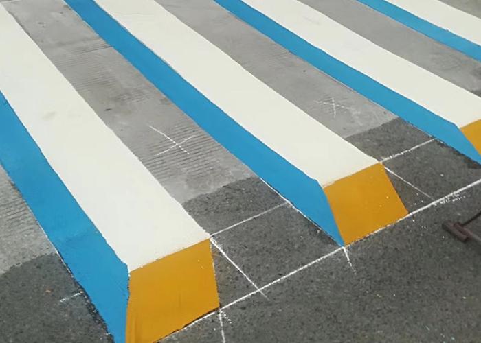 道路划线有哪些标准?