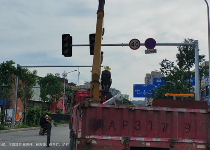 警示信号灯