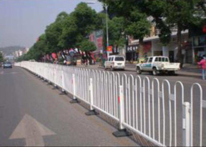 三明市政铁马护栏