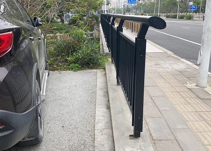 福建市政道路护栏