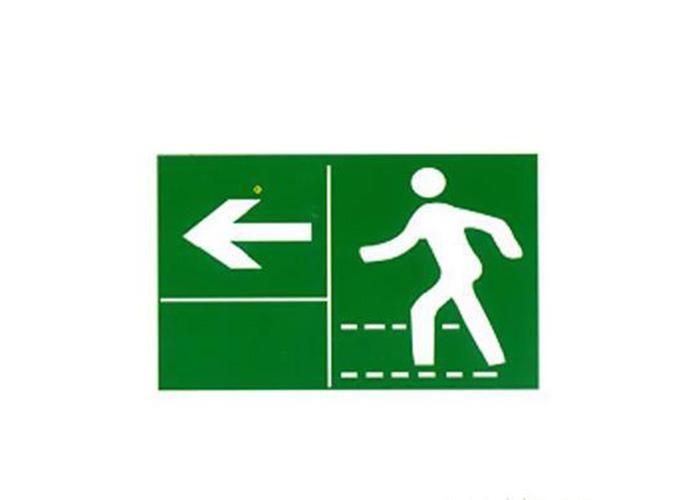 福州指示标志牌
