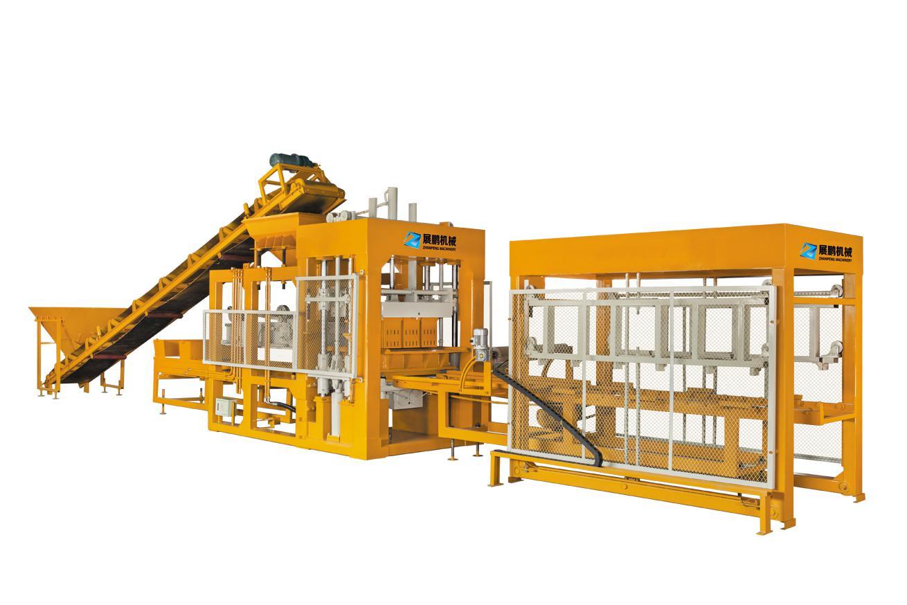 全自动制砖机QT9-15