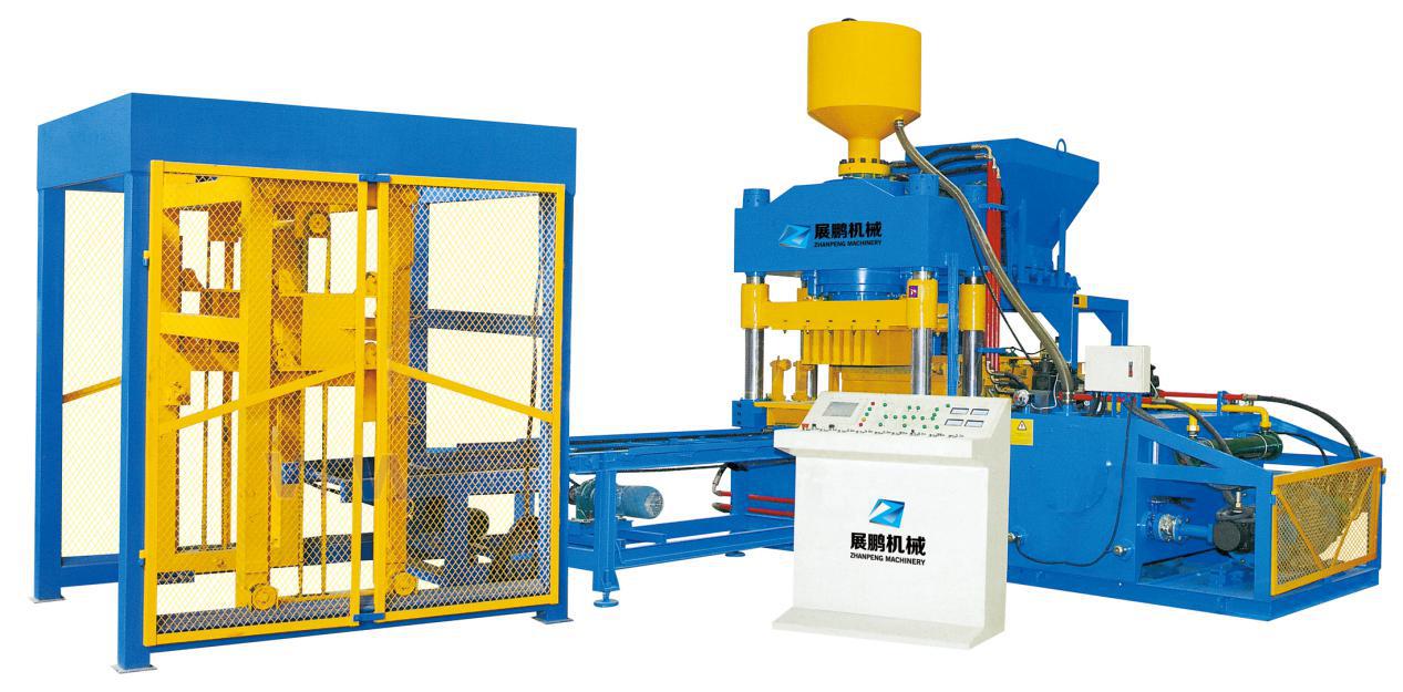 全自动液压砖机ZPY-4000