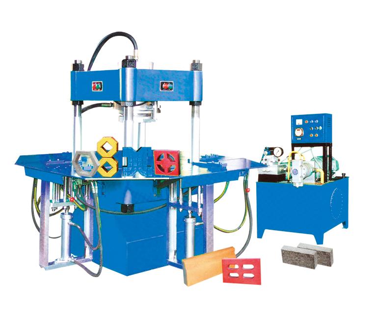 全自动液压砖机ZPY-1500