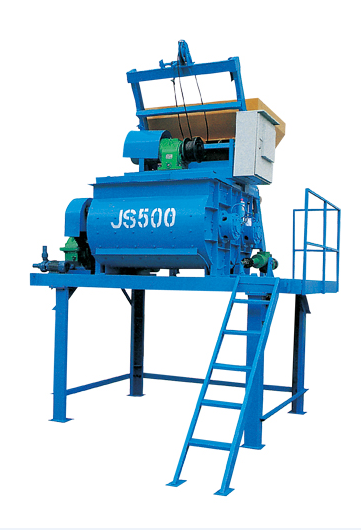 砖机配件_搅拌机JS500