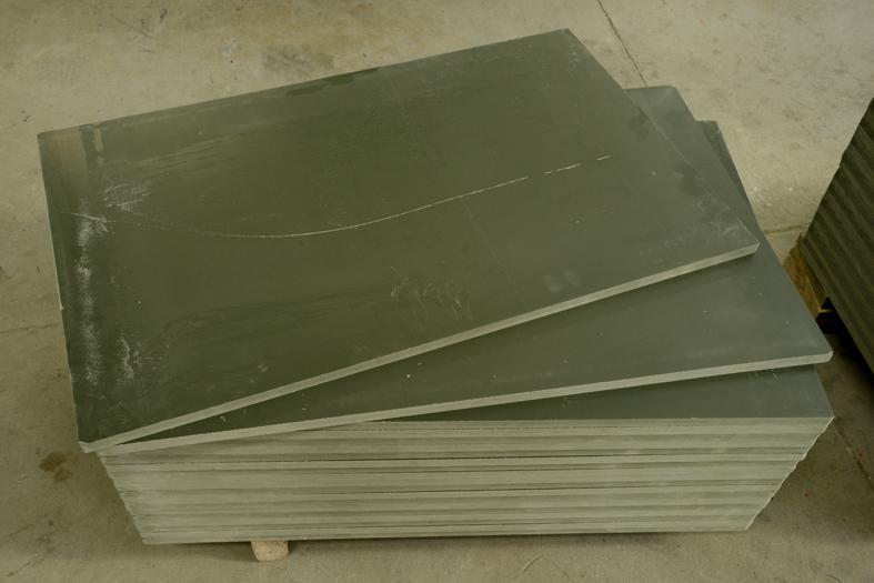 PVC免烧砖托板