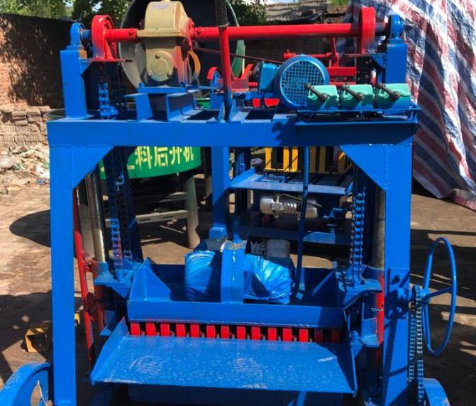 全自动水泥砖机配件
