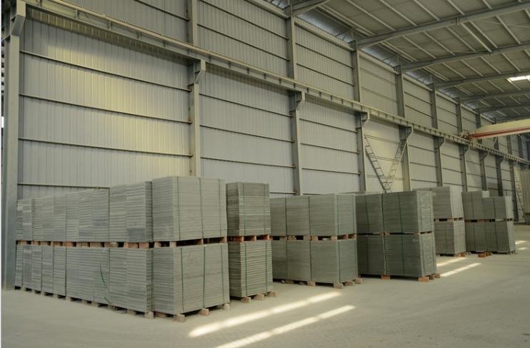 PVC (聚氯乙烯)砖托板