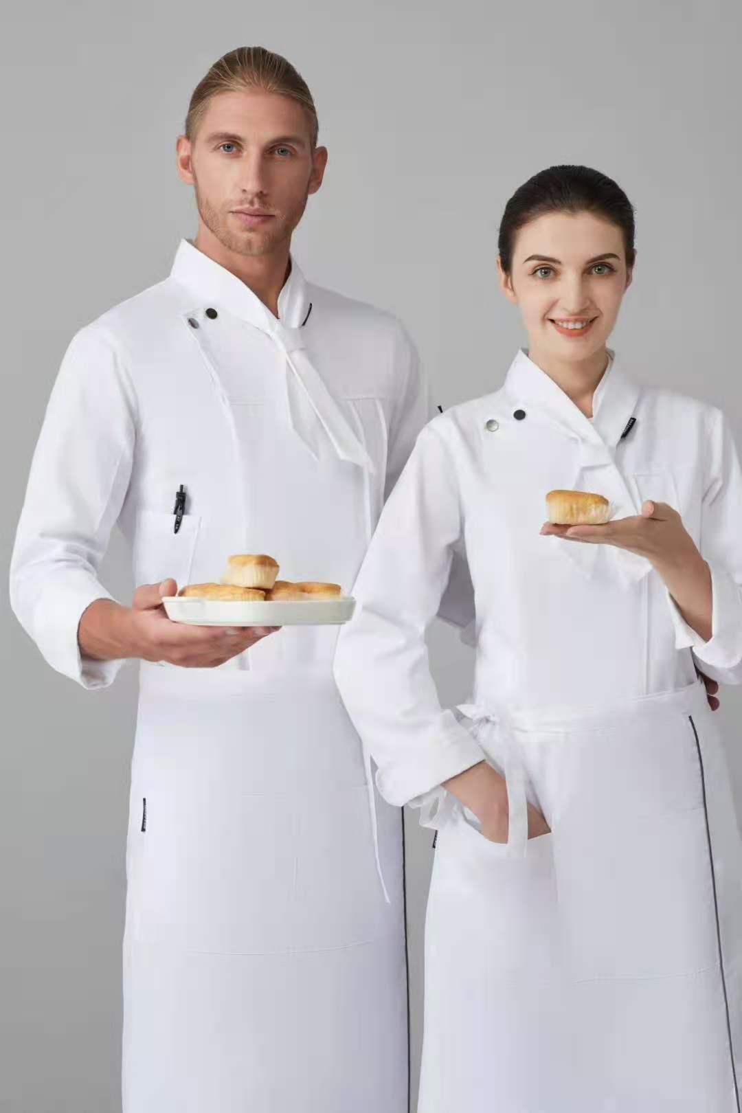 酒店面包师服装