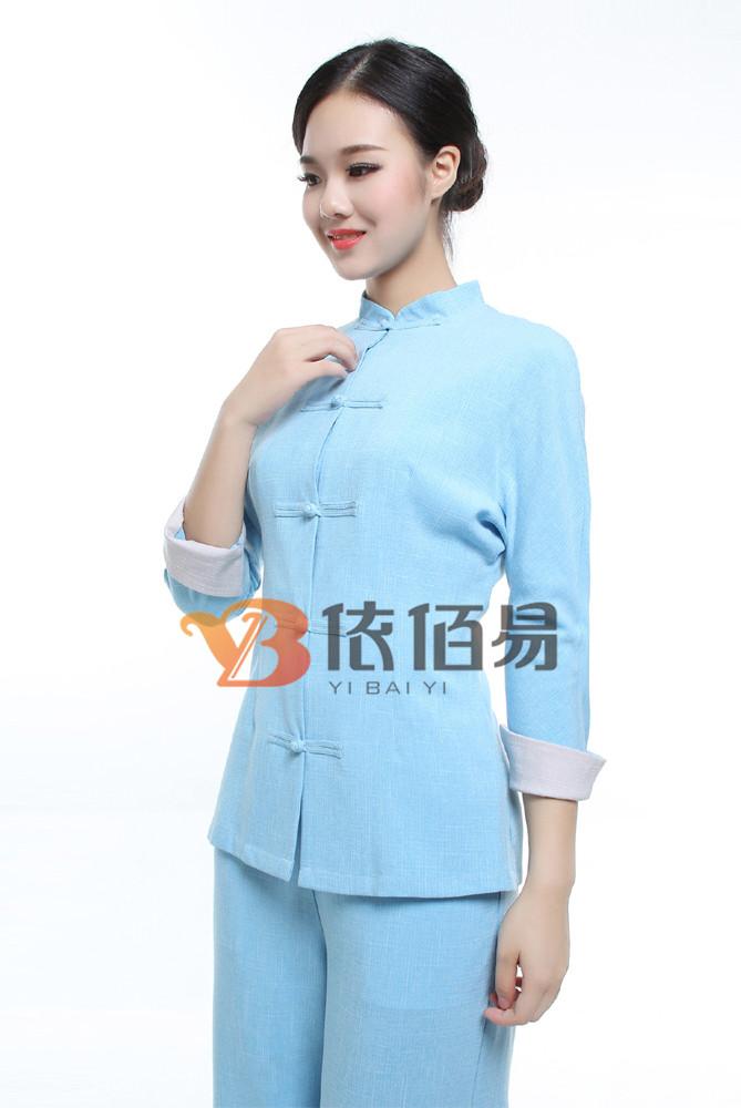 北京美容院工作服批发