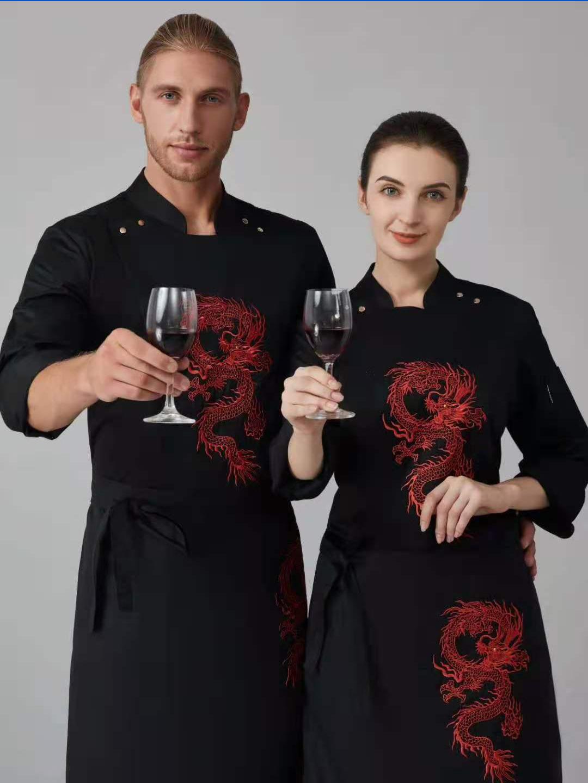酒店中餐厨师服