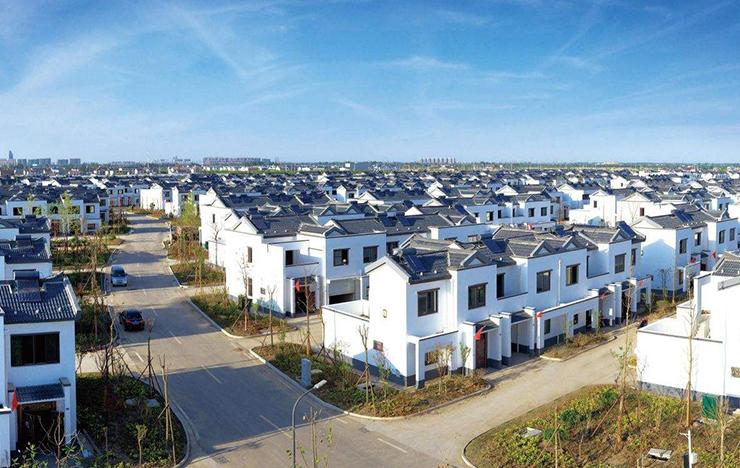 罗甸县边阳集镇安置点集贸市场工程案例