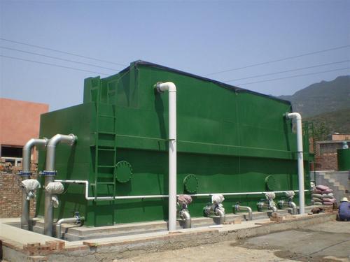 污水處理設備的污水處理流程