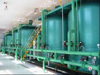 礦山礦井污水處理設備