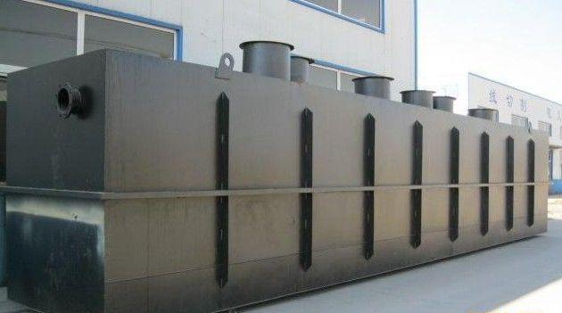 生活地埋式污水處理設備