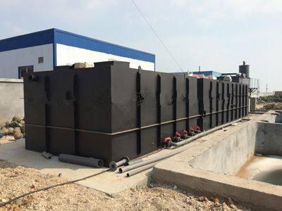 環保地埋式污水處理設備