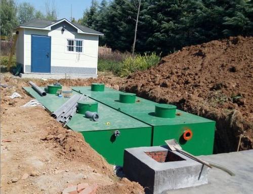 長沙/株洲為大家分享地埋式污水處理設備的氧化反應技術