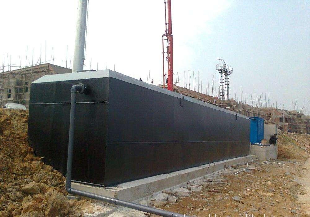 地埋式污水處理設備的風機在日常應如何進行維護