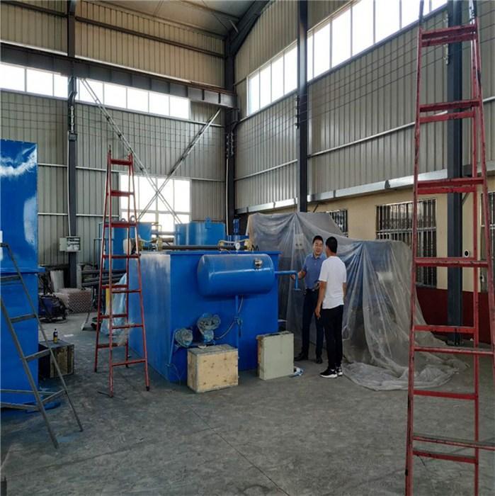 生活污水處理設備技術的處置實施方案