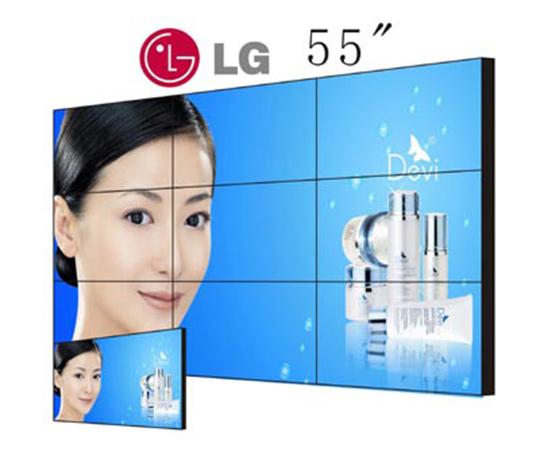 西安LG55寸液晶拼接屏