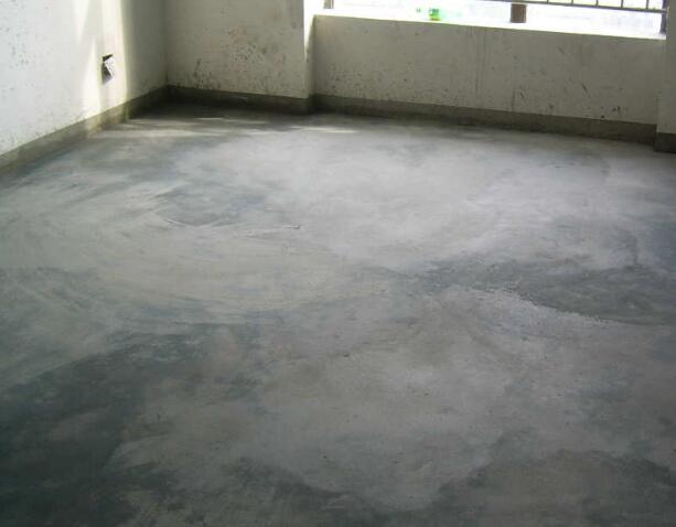 水泥地面起砂原因及预防措施