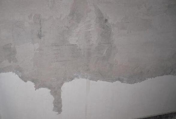 水泥墙面掉沙脱落这样做治标又治本