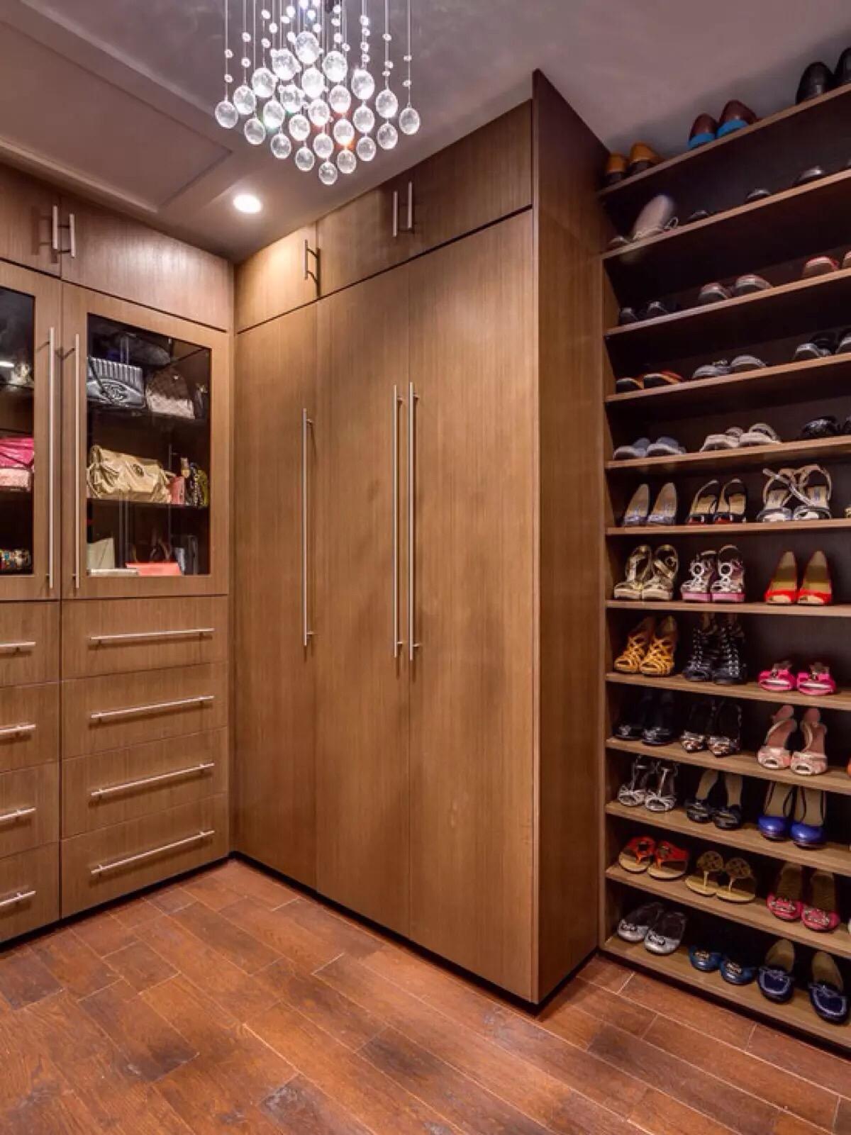 安顺鞋柜设计