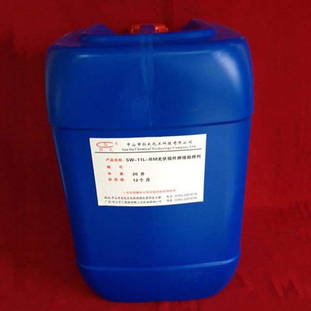 免清洗助焊劑SW-11LM-Ⅲ光伏組件焊接