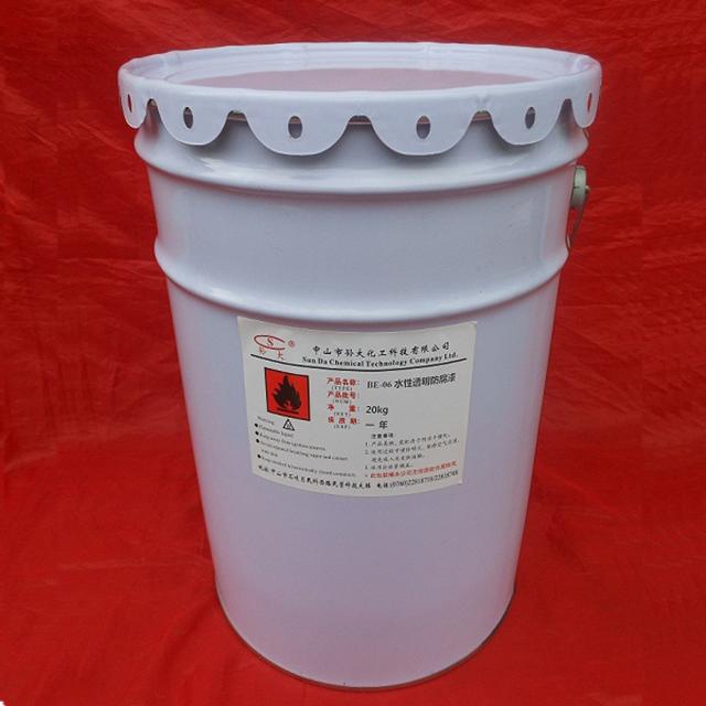 BE-06 水性透明防腐面漆