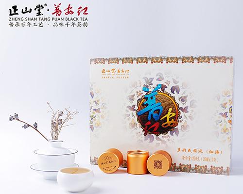 贵州普安红浅谈红茶的饮用禁忌: