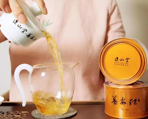 贵州普安红茶