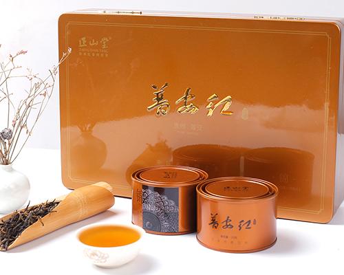 贵州正山堂向您介绍红茶为何会这样红?