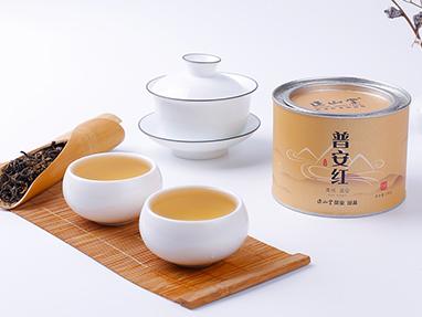 正山堂普安红(罐装)