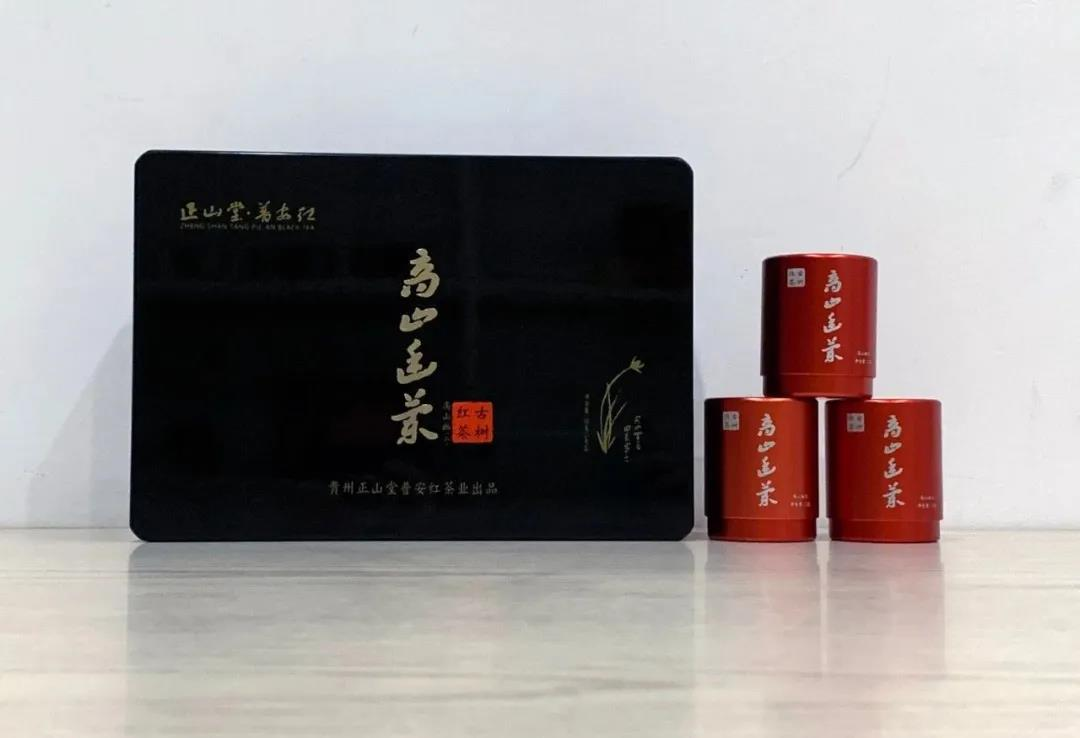 """正山堂.普安红品牌力作""""高山幽兰""""古树红茶"""