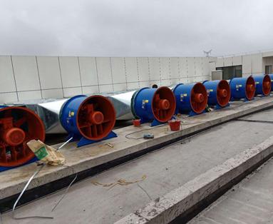 湖南风管厂家带您了解共板法兰风管应用