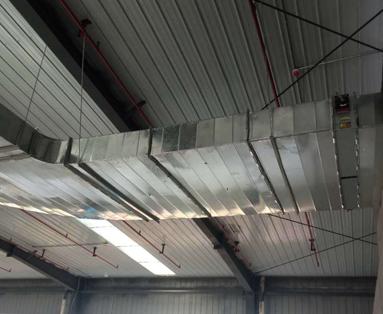 风管生产厂家分享为了减少风管故障应该注意的知识
