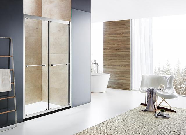 屏风淋浴房-PP22