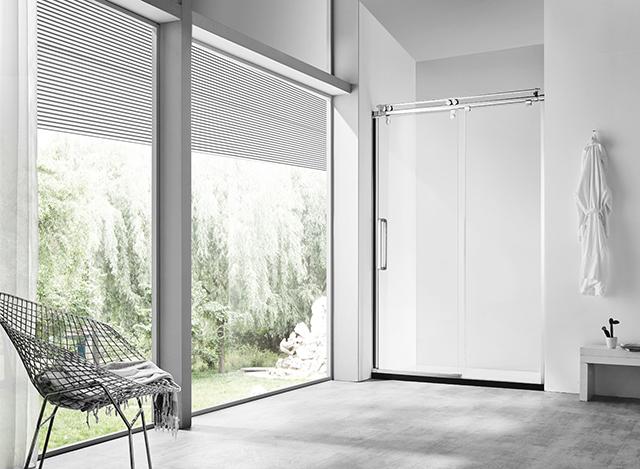 屏风淋浴房-PK21