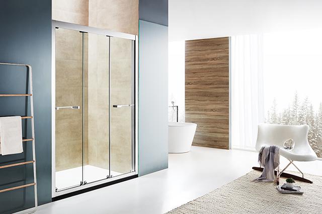 屏风淋浴房-PP33