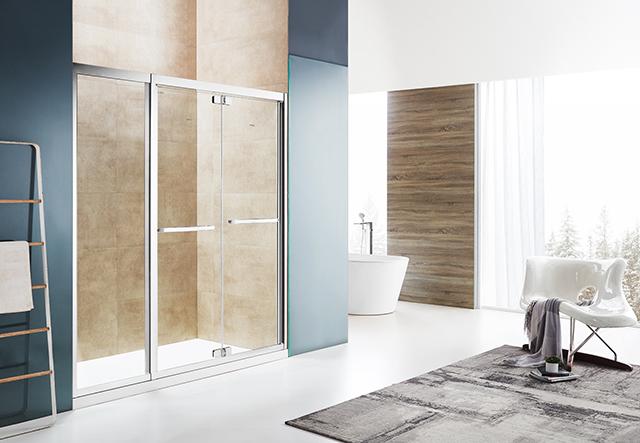 屏风淋浴房-PR32