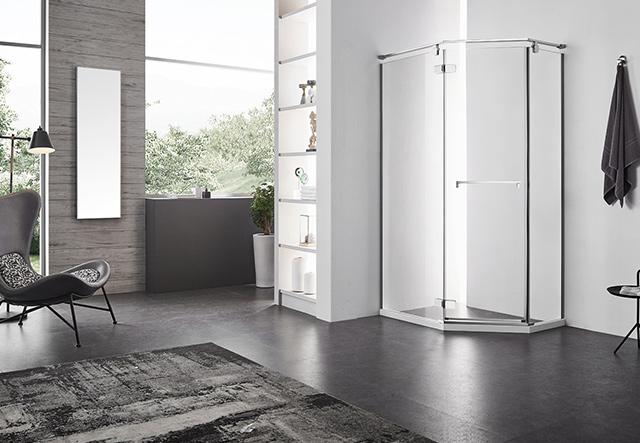 钻石型淋浴房-ZO31